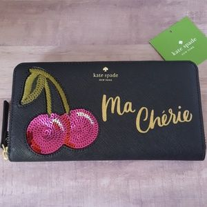 kate spade Wallet Ma Cherie Lacey Continental